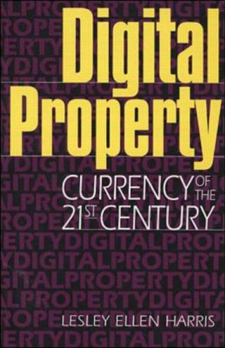 9780075528463: Digital Property: Currency of the 21st Century