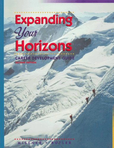 Expanding Your Horizons 2/e Misener, Judi and: Misener, Judi and