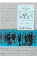 9780075534013: The History of American Foreign Policy (Vol. I)