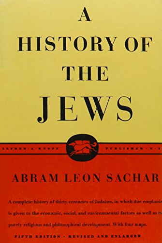 9780075535591: History of the Jews