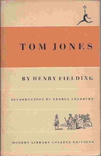 History of Tom Jones: Henry Fielding