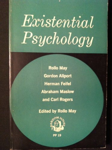 9780075535782: Existential Psychology