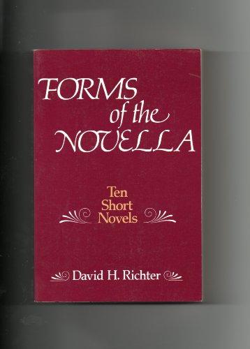9780075535850: Forms of the Novella: Ten Short Novels