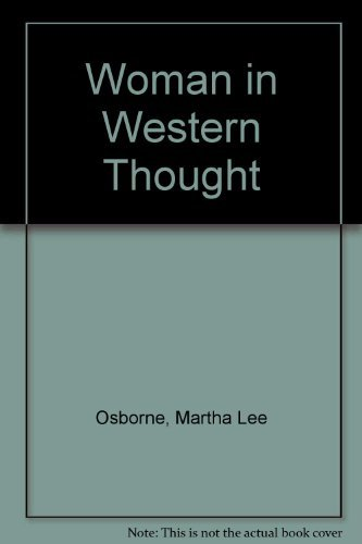 9780075536048: Woman in Western Thought