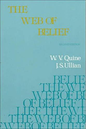 9780075536093: The Web of Belief