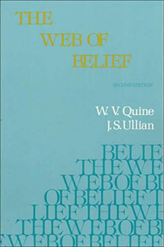 9780075536093: The Web of Belief