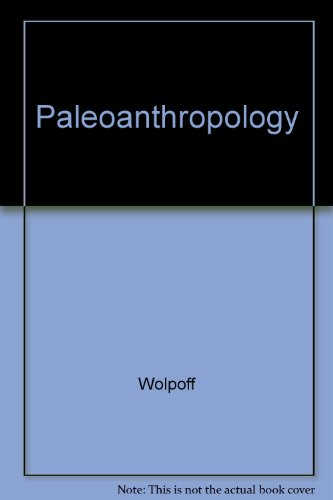 9780075536116: Paleoanthropology