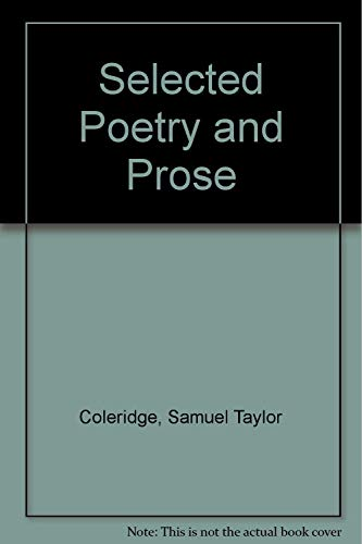 9780075536383: Selected Poetry and Prose