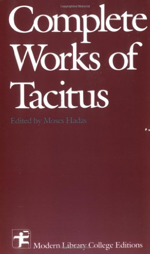 9780075536390: Complete Works of Tacitus