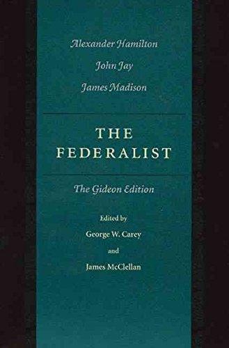 9780075536444: The Federalist