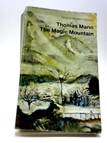 9780075536659: The Magic Mountain: Der Zauberberg