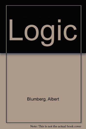 9780075536871: Logic: A First Course