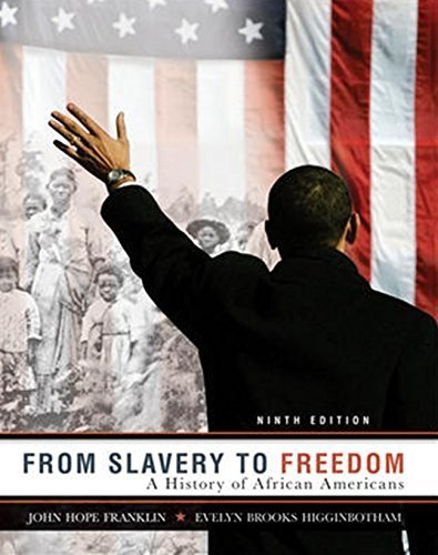 9780075540410: From Slavery to Freedom: History of Negro Americans