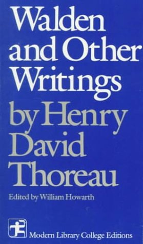 a report of walden by henry david thoreau