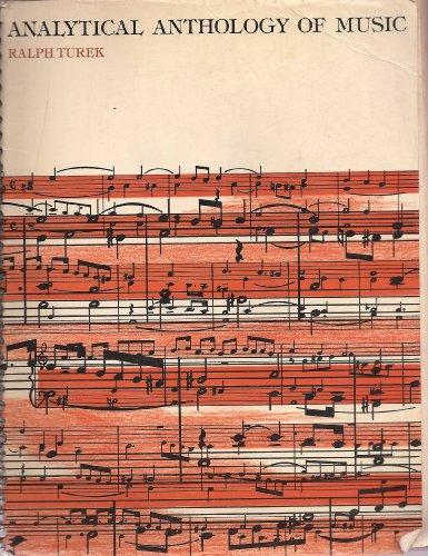 9780075542858: Analytical Anthology of Music