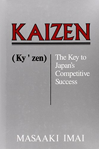 9780075543329: Kaizen: The Key To Japan's Competitive Success