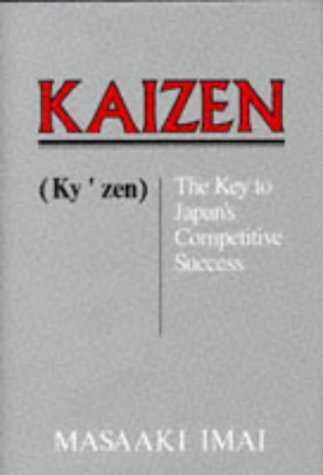 9780075543329: Kaizen : The key to Japan's competitive success