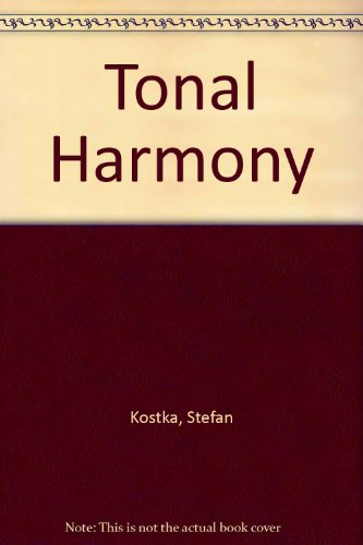 9780075543350: Tonal Harmony, with an Introduction to Twentieth-Century Music