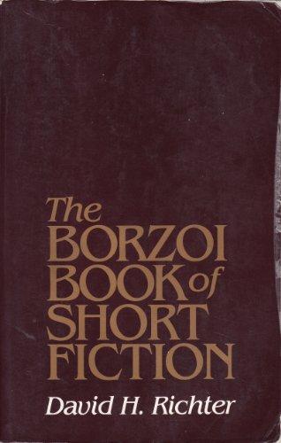 9780075543633: Borzoi Book of Short Fiction