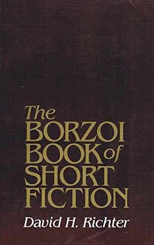 9780075543633: Borzoi Bk of Short Fiction