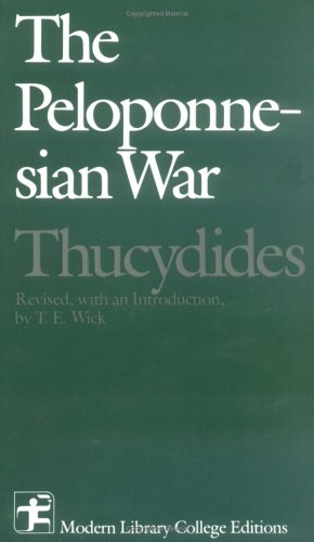 9780075543725: The Peloponnesian War
