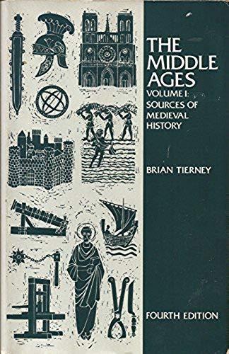 9780075544036: Sources Medieval History-V.1 -Wb/38