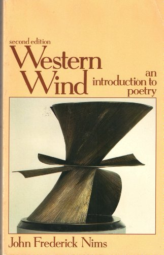 9780075544050: Western Wind: An Introduction to Poetry