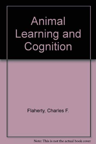 9780075544104: Animal Learning and Cognition