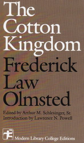 9780075544135: The Cotton Kingdom