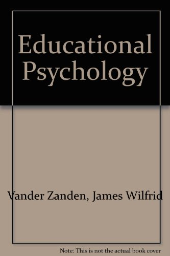 9780075544586: Educational Psychology: In Theory and Practice