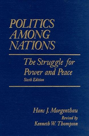 9780075544692: Politics Among Nations