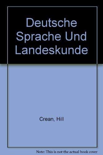 9780075545125: Deutsche Sprache Und Landeskunde
