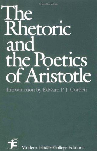9780075546023: The Rhetoric and the Poetics of Aristotle