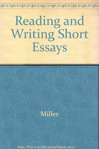 9780075547631: Reading and Writing Short Essays