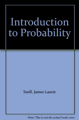 9780075547815: Introduction to Probability