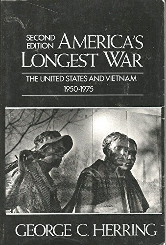 9780075547952: America's Longest War: United States and Vietnam, 1950-1975
