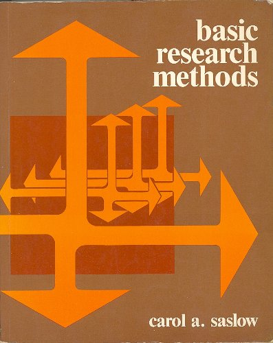 9780075548218: Basic Research Methods