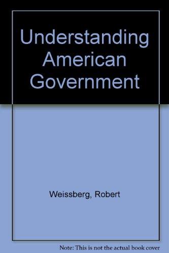 9780075549048: Understanding American Government