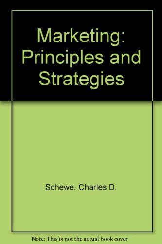 9780075549345: Marketing: Principles and Strategies
