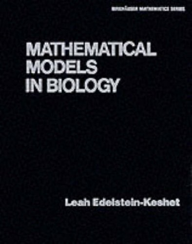9780075549505: Mathematical Models In Biology