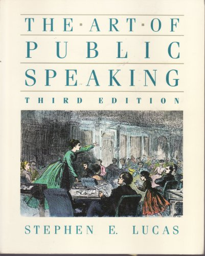 9780075551348: Art of Public Speaking