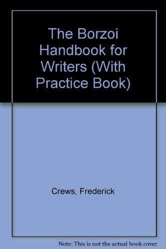 9780075554813: The Borzoi Handbook for Writers (With Practice Book)