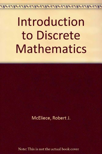 9780075570486: Introduction to Discrete Mathematics