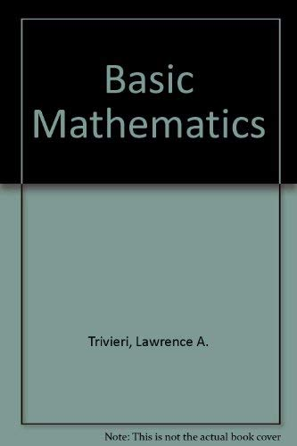 9780075570707: Basic Mathematics