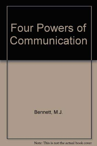 9780075571131: Four Powers of Communication: Skills for Effective Learning