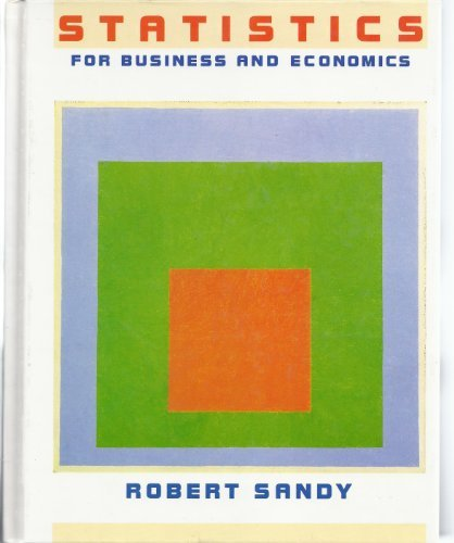 9780075571193: Statistics for Business and Economics