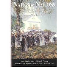 9780075572022: Nation of Nations: A Narrative History of the American Republic