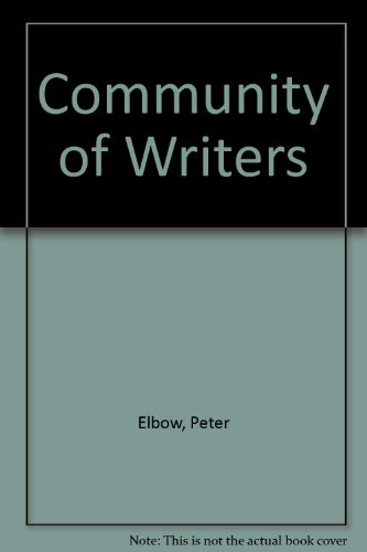 9780075572190: Community of Writers