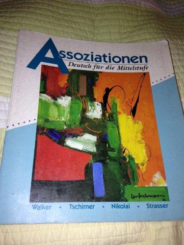 9780075573647: Assoziationen: Deutsch fur die Mittelstufe (Student Edition)