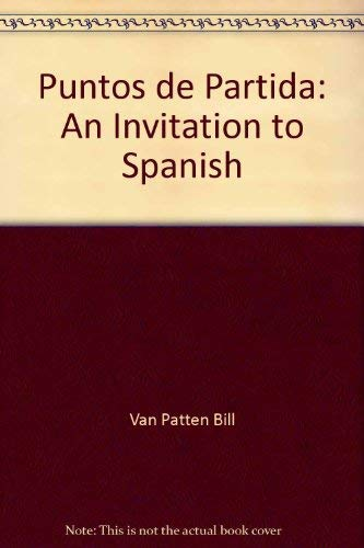 9780075573982: Puntos de Partida: An Invitation to Spanish